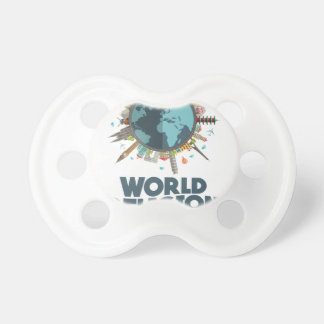 18th January - World Religion Day Pacifier