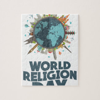 18th January - World Religion Day Puzzles
