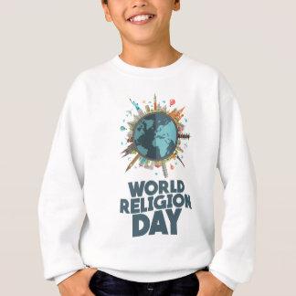 18th January - World Religion Day Sweatshirt