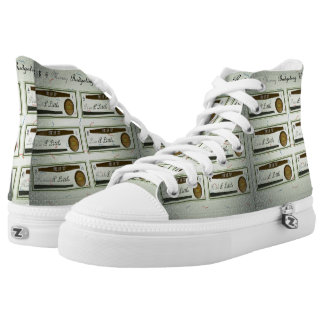 18th Quote; 6 Money Budgeting Ways High Tops