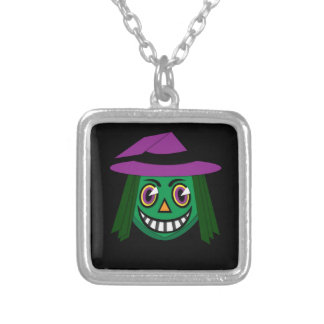 1903s Vintage Witch Necklace