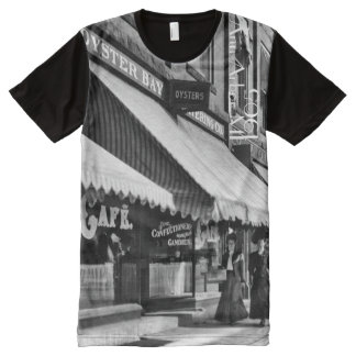 1905 - Ann Arbor MI All-Over-Print T-Shirt