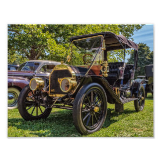 1908 EMF Classic Car Photograph