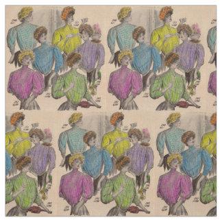 1908 Gimbels ladies blouses waists no. 1 Fabric