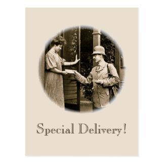 1908 Mail Postcard