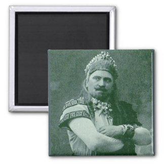 1909 crazy French opera singer Magnet