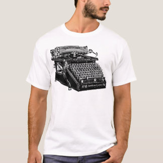 1910 Typewriter T-Shirt