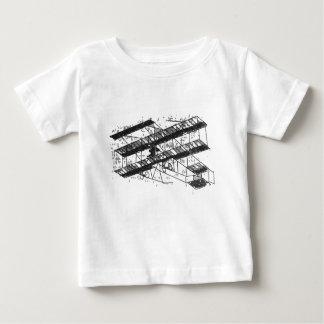 1910inaviation-farman3biplane-losangeles baby T-Shirt
