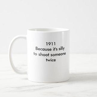 1911 Club Coffee Mug