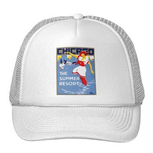 1912 Chicago, The Summer Resort Hats