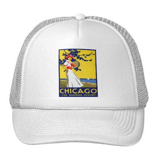 1912 Chicago, The Summer Resort Hat