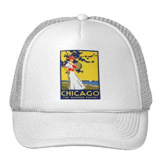 1912 Chicago, The Summer Resort Trucker Hat