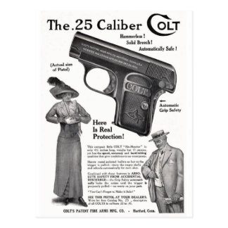 1912 Colt Postcard