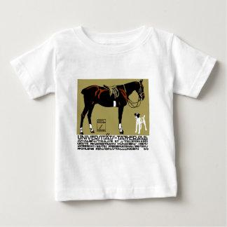 1912 Ludwig Hohlwein Horse Riding Poster Art Baby T-Shirt