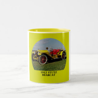 1912 Stutz Bearcat Two-Tone Coffee Mug