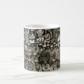 1915 British Empire Troops Coffee Mug