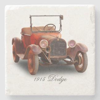 1915 DODGE STONE BEVERAGE COASTER