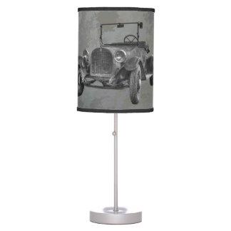 1915 DODGE TABLE LAMP