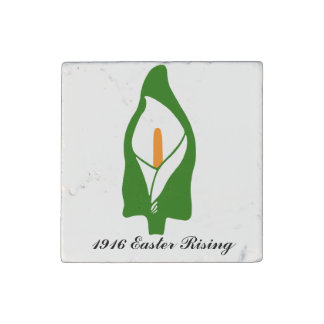 1916 Easter Rising Marble Magnet Stone Magnets