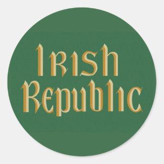 1916 Easter Rising Sticker