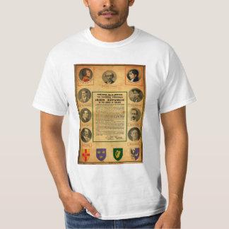 1916 Irish Proclamation Ireland T-Shirt