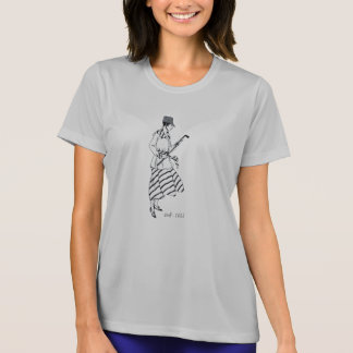 1917 Golf - Women's Sport-Tek T-Shirt