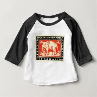 1919 Germany Leipzig Zoo Notgeld Banknote Baby T-Shirt