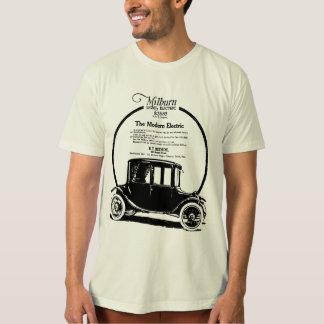 1919 Milburn electric car illustration T-Shirt