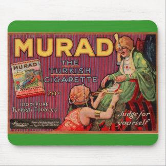 1919 Murad cigarettes ad Mouse Pad