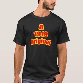 1919 Original Red T-Shirt