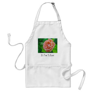 191, It's Time To Bloom! Standard Apron