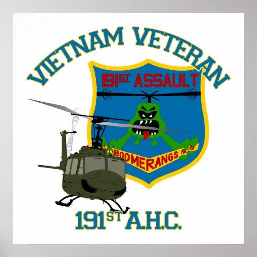 191st AHC (Vietnam Ver2) Print