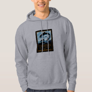 1920 British Columbia Fishing Hoodie