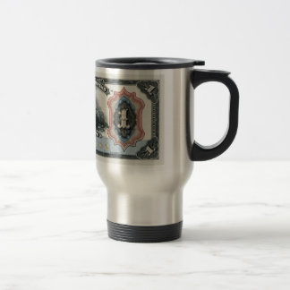 1920 El Salvador 1 Colon Banknote Travel Mug