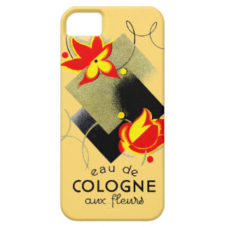 1920 French Floral perfume iPhone 5 Cover