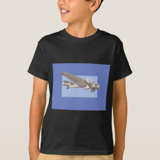 1920s Airliner Junkers G-38 T-Shirt