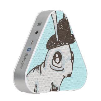 1920s Bunny Polka Dot Blueooth Speaker