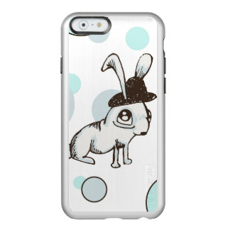 1920s Bunny Polka Dot Incipio Feather® Shine iPhone 6 Case
