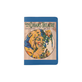 1920s Cohan's Theatre playbill cover