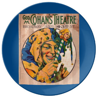 1920s Cohan's Theatre playbill cover Plate