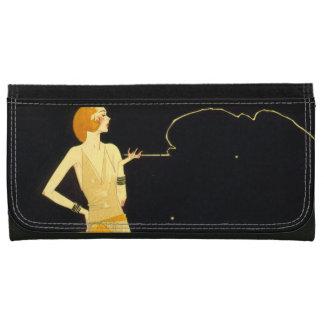 1920s flapper Large Wallet