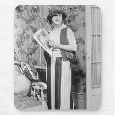 1920 Fashion Magazine on Style Magazine And Golf Clubs  Wearing Women S Fashion Of The Day