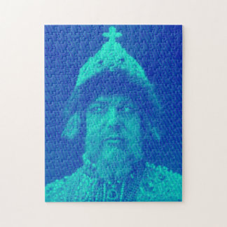 1920s Mad Russian guy Jigsaw Puzzle