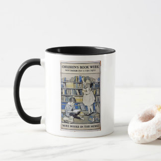 1921 Children's Book Week Mug