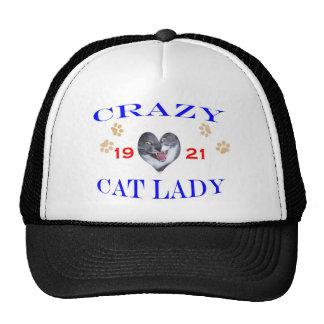 1921 Crazy Cat Lady Trucker Hat
