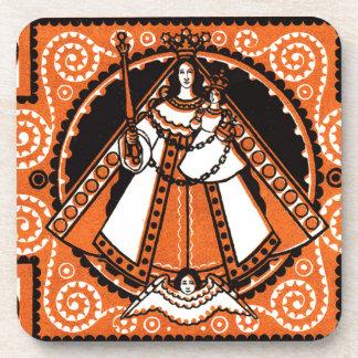 1921 Grace of Kevelaer Notgeld Banknote Coaster