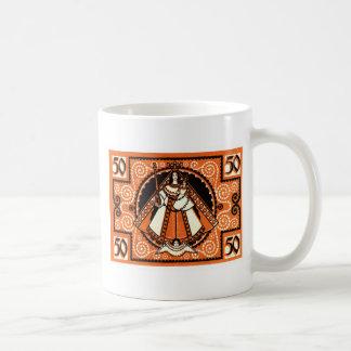 1921 Grace of Kevelaer Notgeld Banknote Coffee Mug