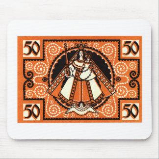 1921 Grace of Kevelaer Notgeld Banknote Mouse Pad