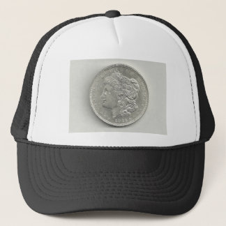 1921 Morgan Silver Dollar Hat
