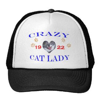 1922 Crazy Cat Lady Hat
